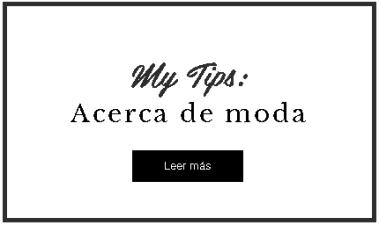 my tips